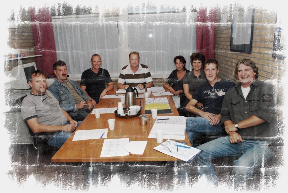 foto bestuur anno 2008